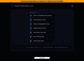Easymoneycreation.com thumbnail