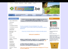 Easyphar.be thumbnail