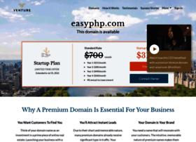 Easyphp.com thumbnail