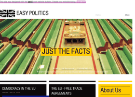 Easypolitics.co.uk thumbnail