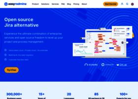 easyredmine com at WI  Redmine plugins, hosting, solutions