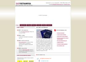 Easyvietnamvisa.com thumbnail