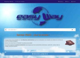 Easywayservice.be thumbnail