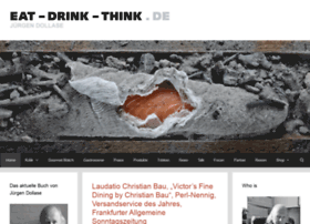 Eat-drink-think.de thumbnail