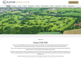 Eatongolfclub.co.uk thumbnail