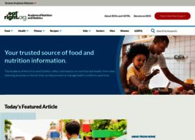 Eatright.org thumbnail