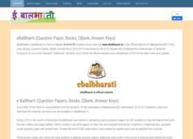 Ebalbharati.co.in thumbnail
