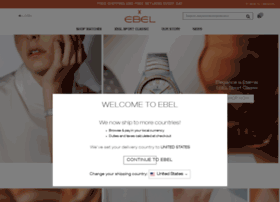 Ebel.com thumbnail
