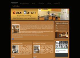 Eben-butor.hu thumbnail