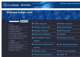 Ebisuya-tokyo.com thumbnail