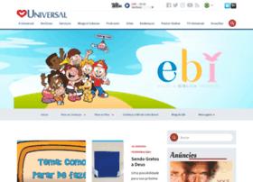 Ebiuniversal.com.br thumbnail