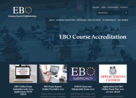 Ebo-online.org thumbnail