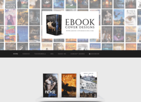 Ebook-coverdesigns.com thumbnail