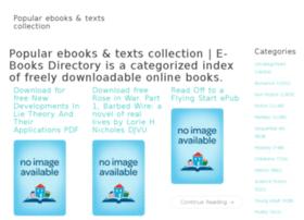 Ebookstechs.cf thumbnail