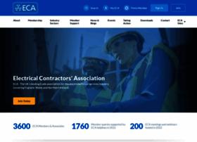 Eca.co.uk thumbnail