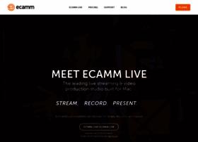 Ecamm.com thumbnail