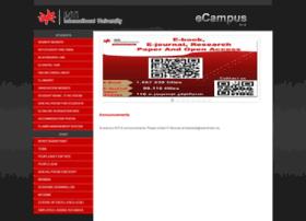Ecampus.intimal.edu.my thumbnail