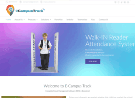 Ecampustrack.in thumbnail