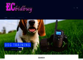 Ecbidbuy.com thumbnail