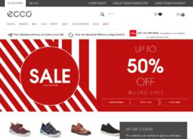 Ecco-shoes.co.uk thumbnail
