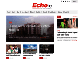Echo.ie thumbnail