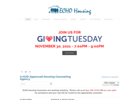 Echofairhousing.org thumbnail