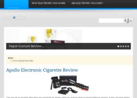 Ecigaretteuk.org thumbnail