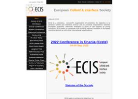 Ecis-web.eu thumbnail