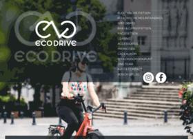 Eco-drive.be thumbnail