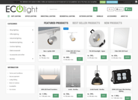 Eco-light.no thumbnail
