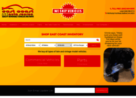 at wi east coast auto source quality repairable vehicles and parts. Black Bedroom Furniture Sets. Home Design Ideas