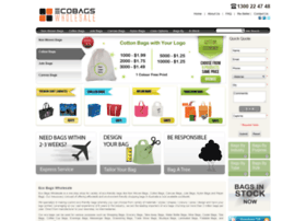 Ecobagswholesale.com thumbnail