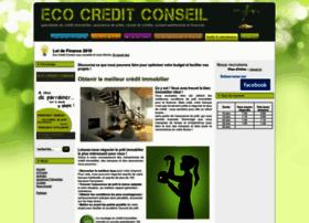 Ecocreditconseil.fr thumbnail