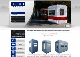 Ecokabina.ru thumbnail