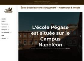 Ecole-pegase.fr thumbnail