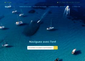 Ecoledenavigationfrancaise.fr thumbnail