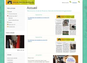 Ecoleduchat-grenoble.fr thumbnail