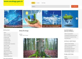 Ecology.gen.tr thumbnail