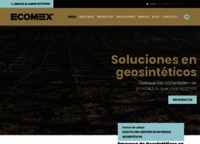 Ecomex.com.mx thumbnail
