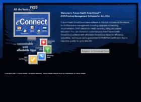 Econnect.futurehealthsoftware.com thumbnail