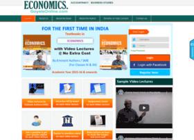 Economics.goyalsonline.com thumbnail