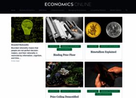 Economicsonline.co.uk thumbnail