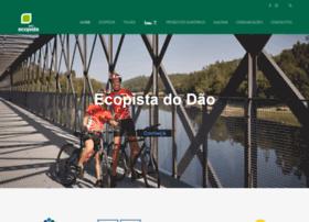 Ecopistadodao.pt thumbnail