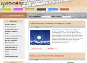 Ecoportal.kz thumbnail