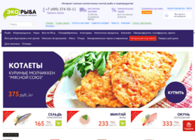 Ecoryba.ru thumbnail