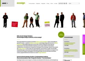 Ecosign.net thumbnail