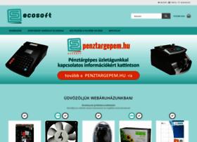 Ecosoft.hu thumbnail