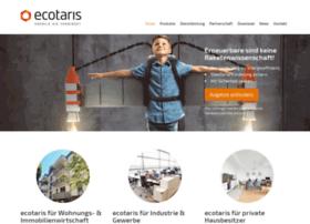 Ecotaris.de thumbnail