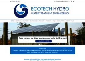 Ecotechhydro.com thumbnail