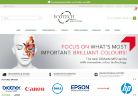 Ecotechprintsolutions.com.au thumbnail